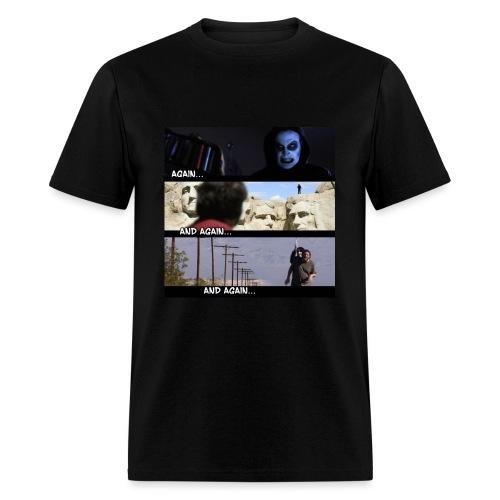 3 Image Cinematic - Men's - Men's T-Shirt