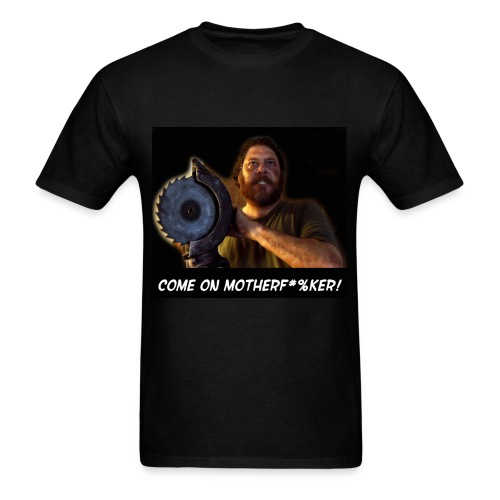 Come on Motherf-----! Men's - Men's T-Shirt