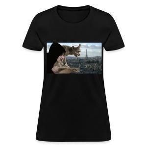 Ginosaji in Paris - Women's - Women's T-Shirt