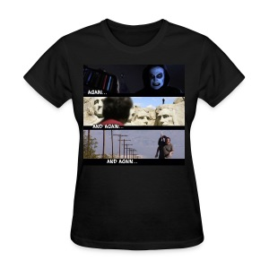 3 Image Cinematic - Women's - Women's T-Shirt