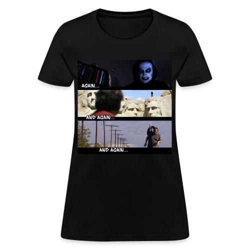 3 Image Cinematic - Women's - Women's T-Shirt