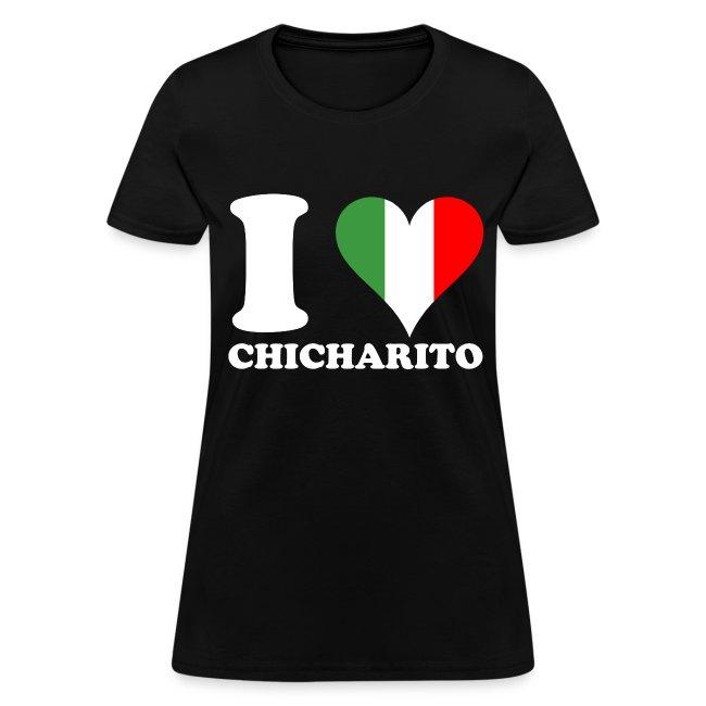 brand new e1d83 eb925 I Love Chicharito   Women's T-Shirt