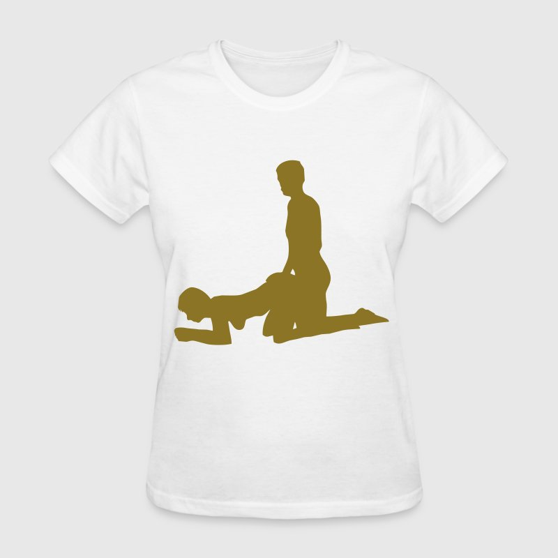 White sex Women's T-Shirts - Women's T-Shirt