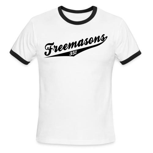 Freemasons 357 Team - Men's Ringer T-Shirt