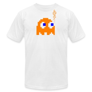 Ghost - Men's T-Shirt by American Apparel