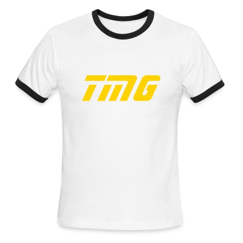 Sporty - Men's Ringer T-Shirt