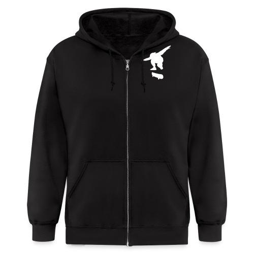 team hoodie - Men's Zip Hoodie