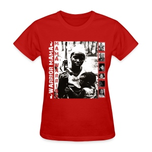 Mama Warrior - Women's T-Shirt