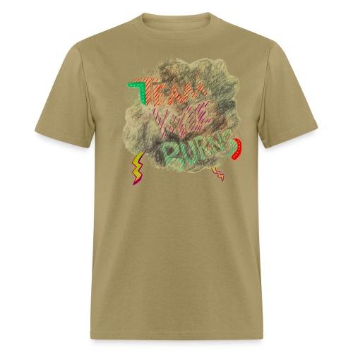 Team Kyle Burns Cloud T-Shirt - Men's T-Shirt
