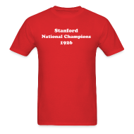 T-Shirts ~ Men's T-Shirt ~ National Champs 1926 - Men's