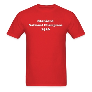 National Champs 1926 - Men's - Men's T-Shirt