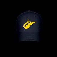 Sportswear ~ Baseball Cap ~ WV Football Cap - Blue