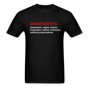 ingredients - Men's T-Shirt