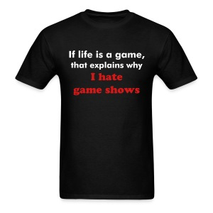 game shows - Men's T-Shirt