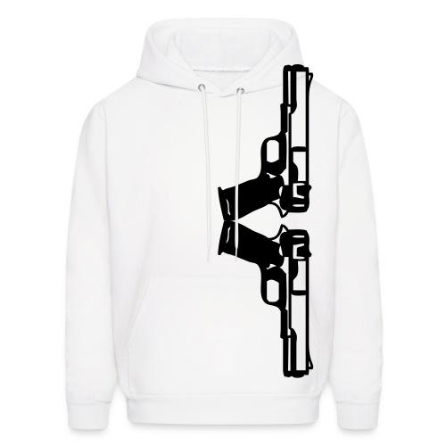 Viva la Revolución (White Pullover hood) - Men's Hoodie