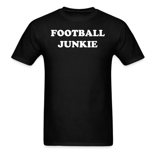 Football Junkie - Men's T-Shirt