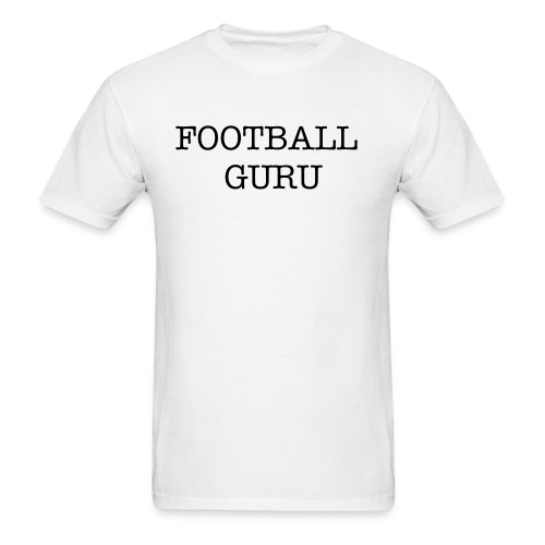 Football Guru - Men's T-Shirt