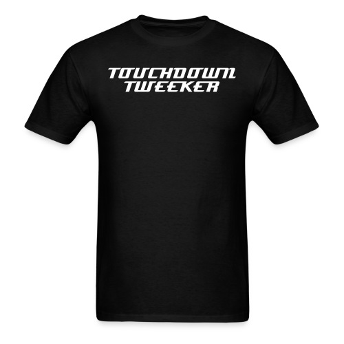 Touchdown Tweeker - Men's T-Shirt