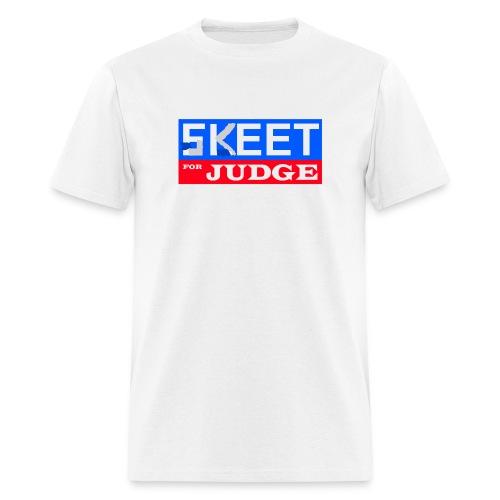 Skeet for Judge - Men's T-Shirt