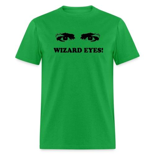 WIZARD EYES! - Men's T-Shirt
