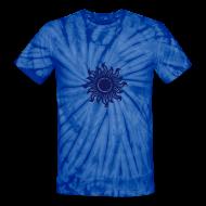 T-Shirts ~ Unisex Tie Dye T-Shirt ~ Article 6389172