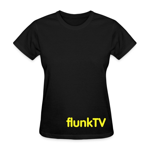 FlunkTV Plain - Women's T-Shirt