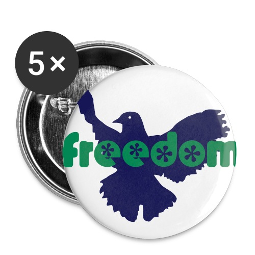 Freedom Buttons - Small Buttons