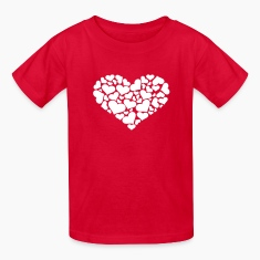 Red Heart Kids' Shirts