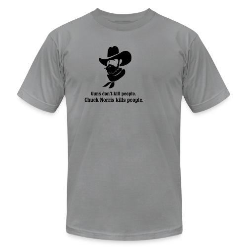 Chuck Norris Wants You! - Men's Fine Jersey T-Shirt