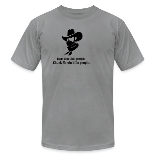 Chuck Norris Wants You! - Men's  Jersey T-Shirt