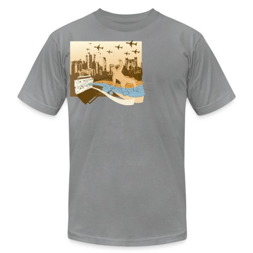 New American Gospel - Men's Fine Jersey T-Shirt