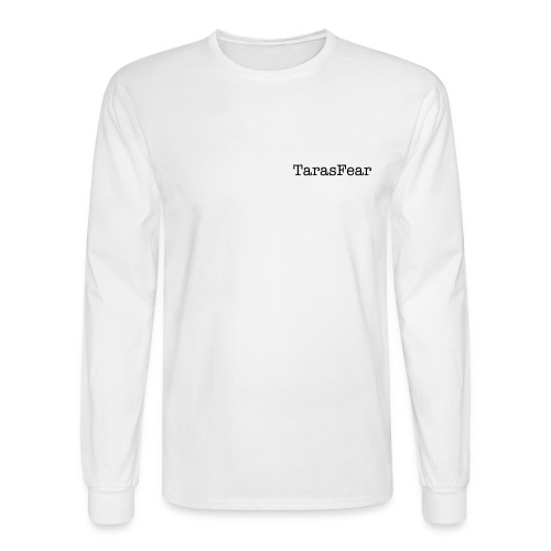 Tara's White - Men's Long Sleeve T-Shirt