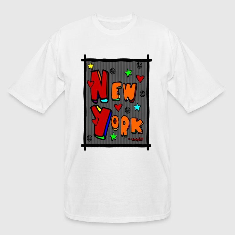 Funky new york art in frame digital direct print t shirt for Direct print t shirt printer