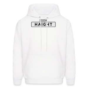 Haight Street San Francisco - Men's Hoodie