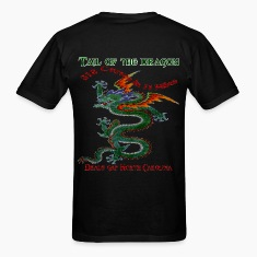 Tail Of The Dragon 4 Design T-Shirts