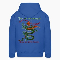 Tail Of The Dragon 4 Design Hoodies