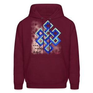 The Endless Knot - Men's Hoodie