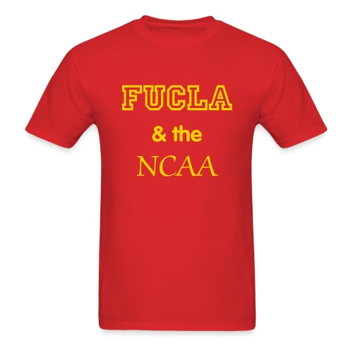 FUCLA and NCAA - Men's - Men's T-Shirt