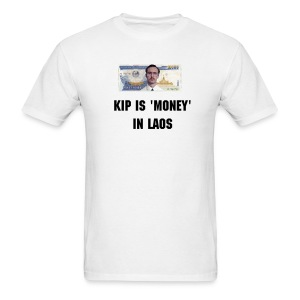 Kip is Money in Laos - Men's T-Shirt