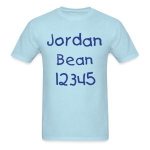 JordanBean12345 Regular - Men's T-Shirt