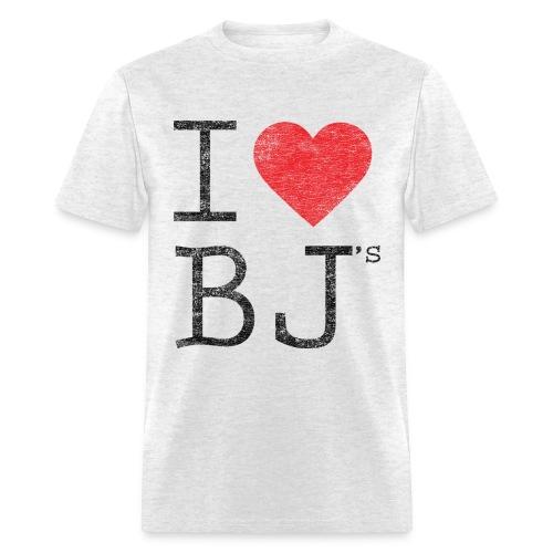 I Love B.J's - Men's T-Shirt