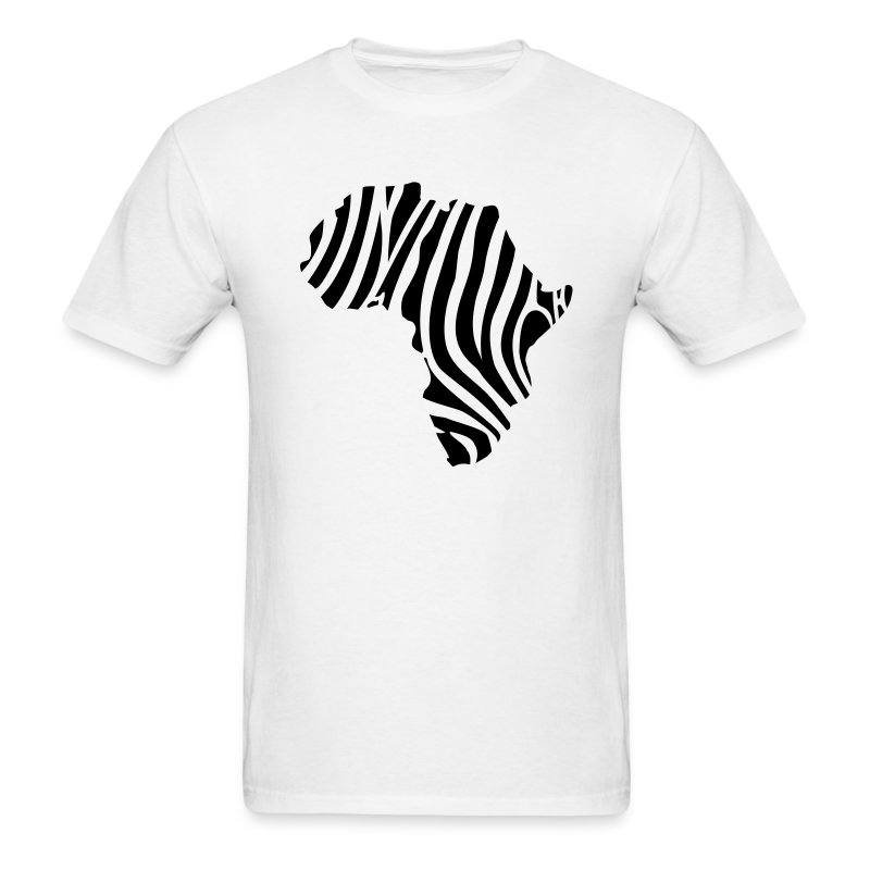 africa_zeb_t_11 - Men's T-Shirt