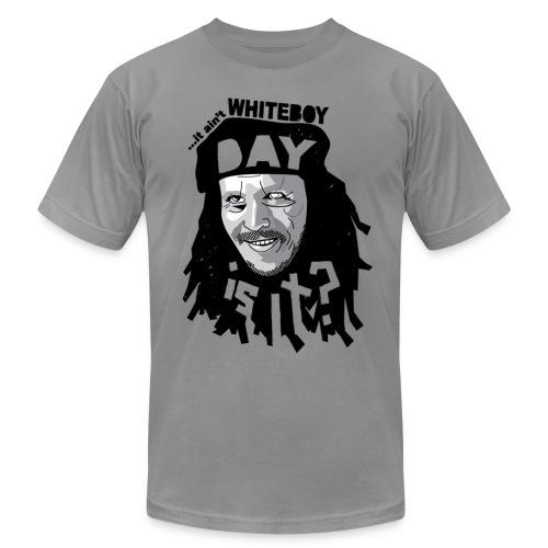 Whiteboy Day - Men's Fine Jersey T-Shirt