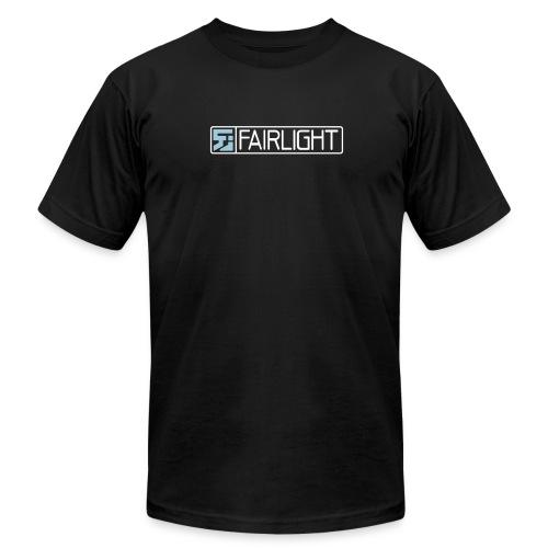 Black Classic Fairlight Logo T - Men's  Jersey T-Shirt