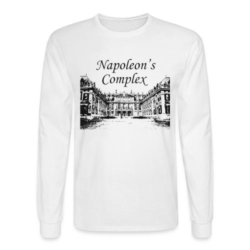 Napolean's Complex - Men's Long Sleeve T-Shirt