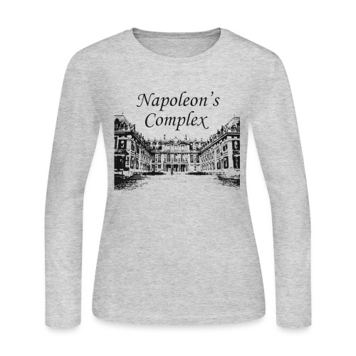 Napolean's Complex - Women's Long Sleeve Jersey T-Shirt