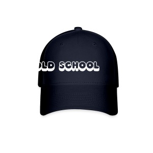 Old School Hat - Baseball Cap