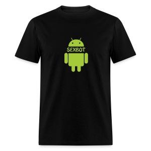 SEXBOT - Men's T-Shirt