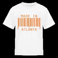 Kids' Shirts ~ Kids' T-Shirt ~ Made in Atlanta