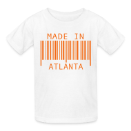 Kids' Shirts ~ Kids' T-Shirt ~ Made in Atlanta